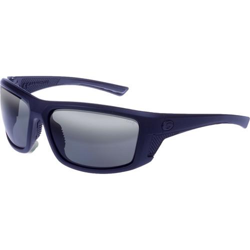 Gargoyles Stance Ballistic Sunglasses (Matte Black Frame, Smoke Lenses)