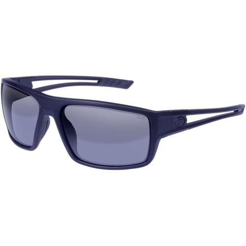 Gargoyles Rampart Sunglasses (Matte Black Frame, Smoke Lenses)