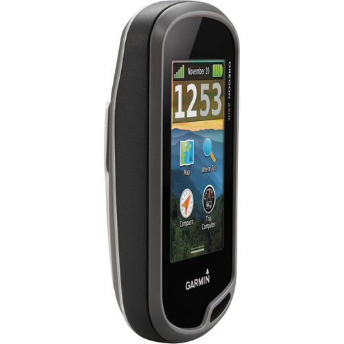 Garmin Oregon 650t GPS Unit