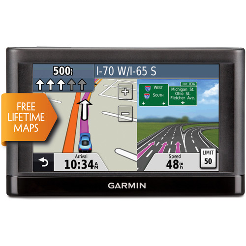 Garmin nuvi 44LM with Free Lifetime Updates