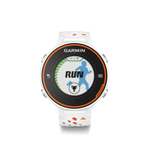 Garmin Forerunner 620 (White/Orange)