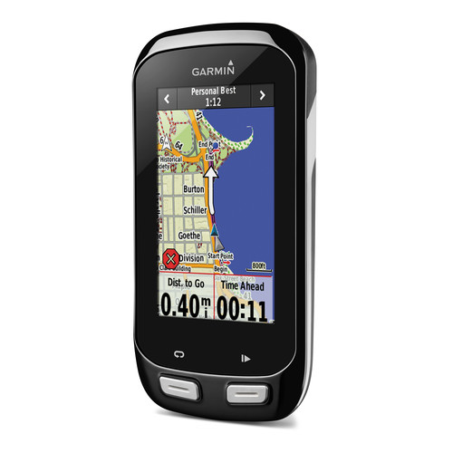 Garmin Edge 1000 Cycling Computer and GPS Navigator with Performance Accessories