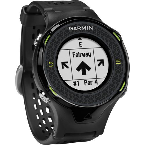 Garmin Approach S4 Touchscreen GPS Golf Watch (Black)