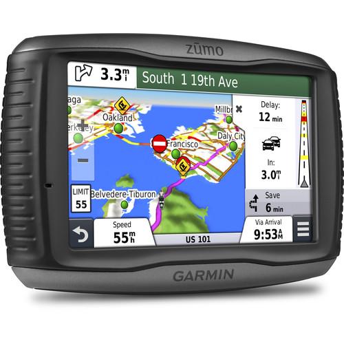 Garmin zumo 590LM GPS System
