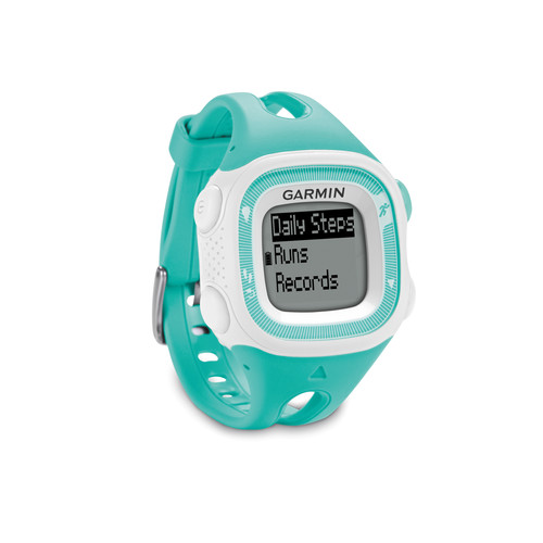 Garmin Forerunner 15 (Small, Teal/White)