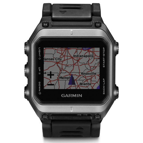 Garmin epix GPS/GLONASS Color Mapping and Multi-Sport Fitness Watch