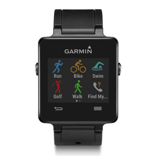Garmin vi­voactive Sport Watch (Black)