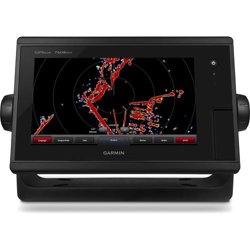 "Garmin GPSMAP 7608xsv 8"" Multi-Touch Widescreen Chartplotter/Sonar Combo"