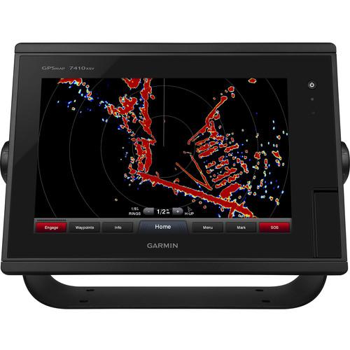 "Garmin GPSMAP 7410xsv 10"" Multi-Touch Widescreen Chartplotter/Sonar Combo"