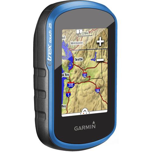 Garmin eTrex Touch 25 GPS Unit