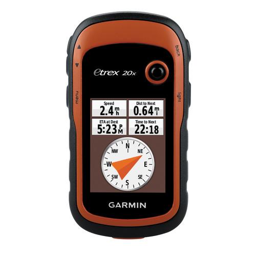 Garmin eTrex 20X GPS Unit