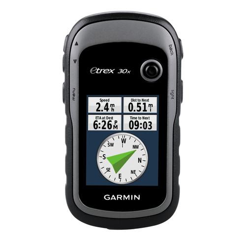 Garmin eTrex 30 X GPS Unit