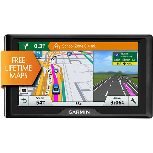 Garmin Drive 60 LM Navigation System (U.S., Lifetime Maps)