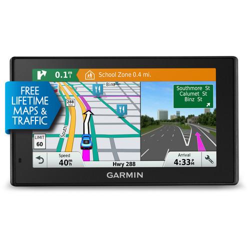Garmin DriveSmart 60LMT Navigation System