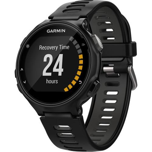 Garmin Forerunner 735XT Sport Watch (Black/Gray)