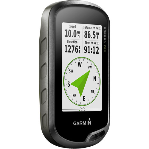 Garmin Oregon 700 GPS Unit