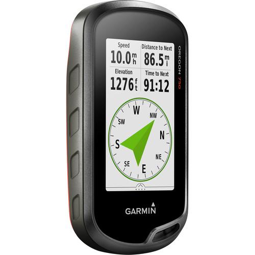 Garmin Oregon 750 GPS Unit