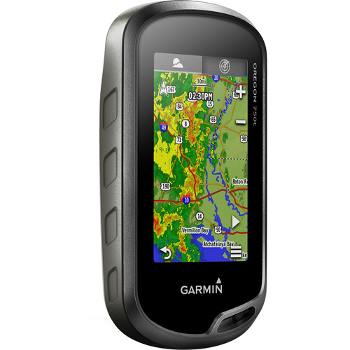 Garmin Oregon 750t GPS Unit