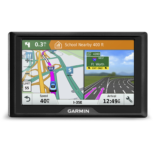 Garmin Drive 51 LM Navigation System (U.S. & Canada Lifetime Maps)