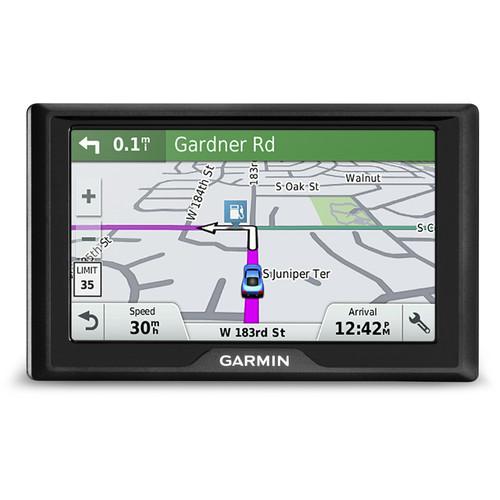 Garmin Drive 51 LMT-S Navigation System (U.S. & Canada Lifetime Maps, Traffic/Parking Info)