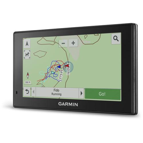 Garmin DriveTrack 70 LMT In-Vehicle Dog Tracker & Navigator (North America Lifetime Maps & Traffic)
