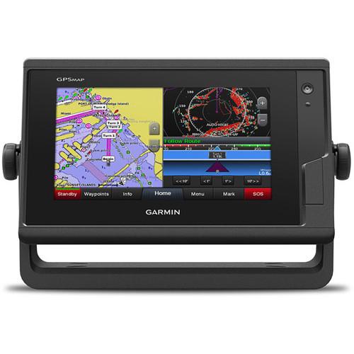 Garmin GPSMAP 722 Touchscreen Chartplotter
