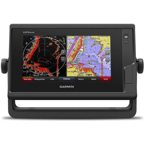 Garmin GPSMAP 742 Touchscreen Chartplotter/Sonar Combo