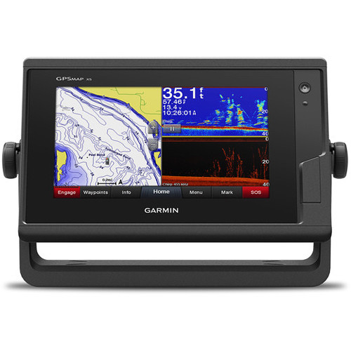 Garmin GPSMAP 742xs Touchscreen Chartplotter/Sonar Combo