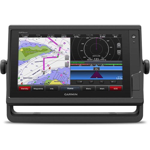 Garmin GPSMAP 922 Touchscreen Chartplotter