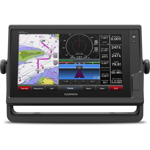 Garmin GPSMAP 942 Touchscreen Chartplotter