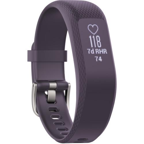 Garmin vivosmart 3 Activity Tracker (Small/Medium, Purple)