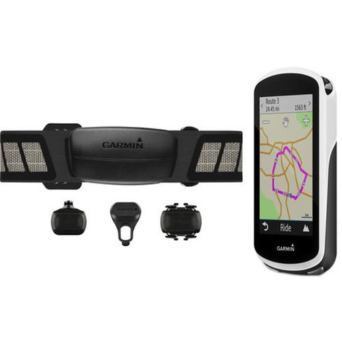 Garmin Edge 1030 GPS Bicycle Computer Bundle