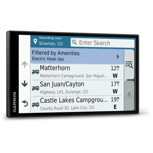 Garmin RV 770 LMT-S GPS Navigator