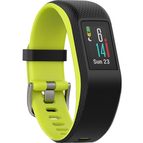 Garmin vivosport Activity Tracker (Large, Limelight)