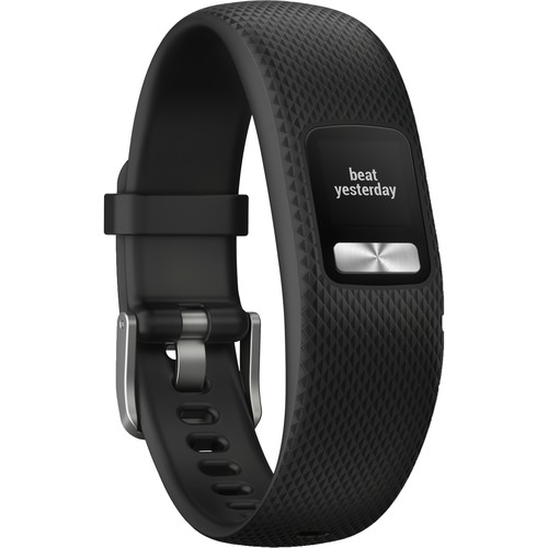 Garmin vivofit 4 Activity Tracker (Large, Black)