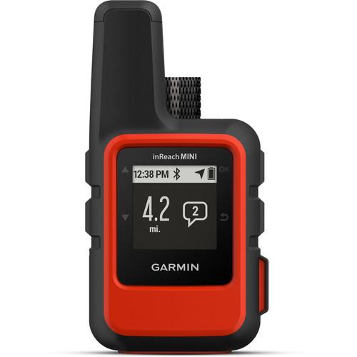 Garmin inReach Mini Satellite Communicator (Orange) (Satellite Subscription Required)
