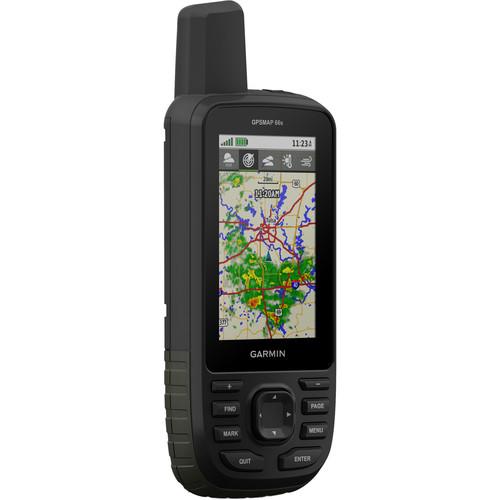 Garmin GPSMAP 66s Multi-Satellite Handheld Navigator