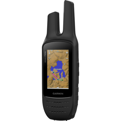 Garmin Rino 755t Hiking GPS Navigator/Two-way Radio