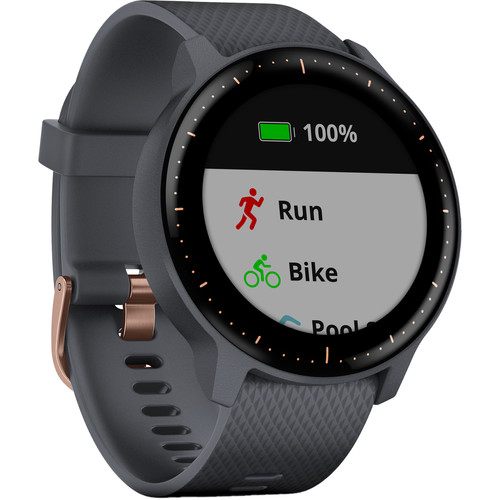 Garmin vivoactive 3 Music 010-01985-31 B&H Photo Video