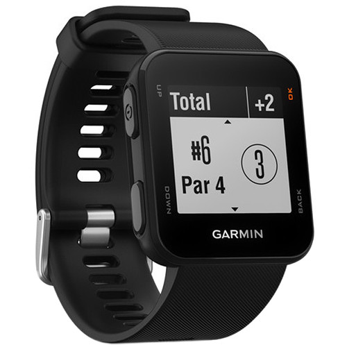 Garmin Approach S10 Golf Watch (Black)