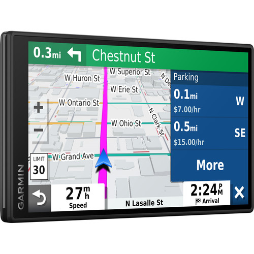 Garmin DriveSmart 55 and Traffic GPS Navigation System