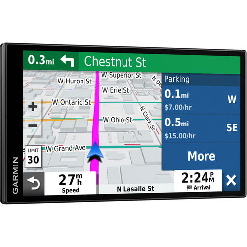 Garmin DriveSmart 65 and Traffic GPS Navigation System