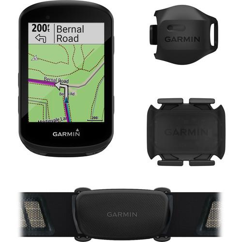 Garmin Edge 530 Cycling Computerwith Performance Sensor Bundle