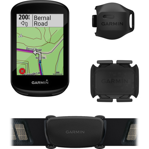 Garmin Edge 830 Cycling Computer with Performance Sensor Bundle