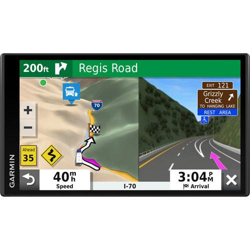 Garmin RV 780 & Traffic GPS Navigator