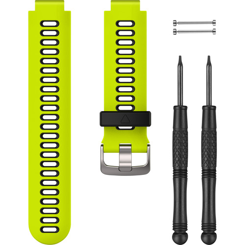 Garmin Watch Band for Forerunner 230/235/630/735XT (Force Yellow/Black)