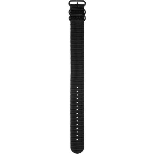 Garmin Nylon Strap for fenix 3 and tactix Bravo (Black)