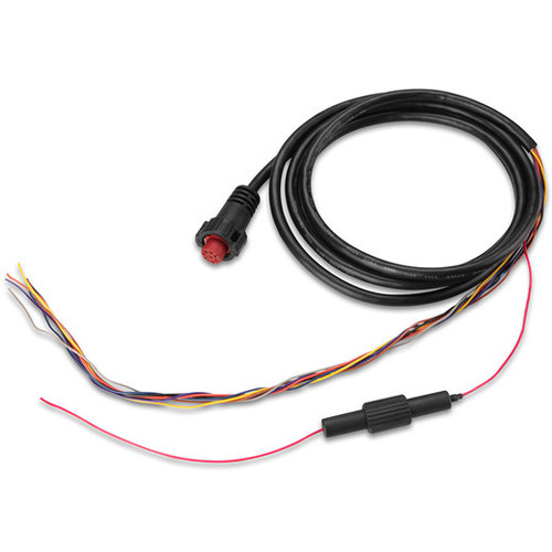 Garmin Data/Power Cable for GPSMAP 7x2/9x2/10x2/12x2 Series Chartplotter (6')