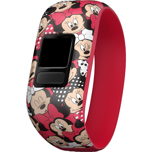 Garmin Stretchy Band for vivofit jr. 2 (Disney Minnie Mouse)
