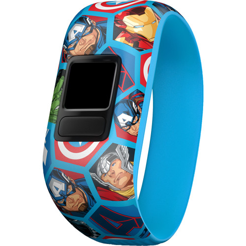 Garmin Stretchy Band for vivofit jr. 2 (Marvel Avengers)